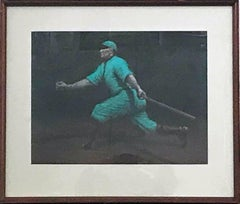 Untitled Baseball Player