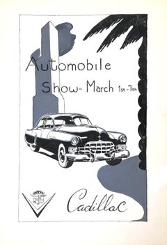 Untitled (Cadillac Automobile Show)
