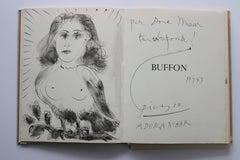 40 Dessins de Picasso en Marge du Buffon