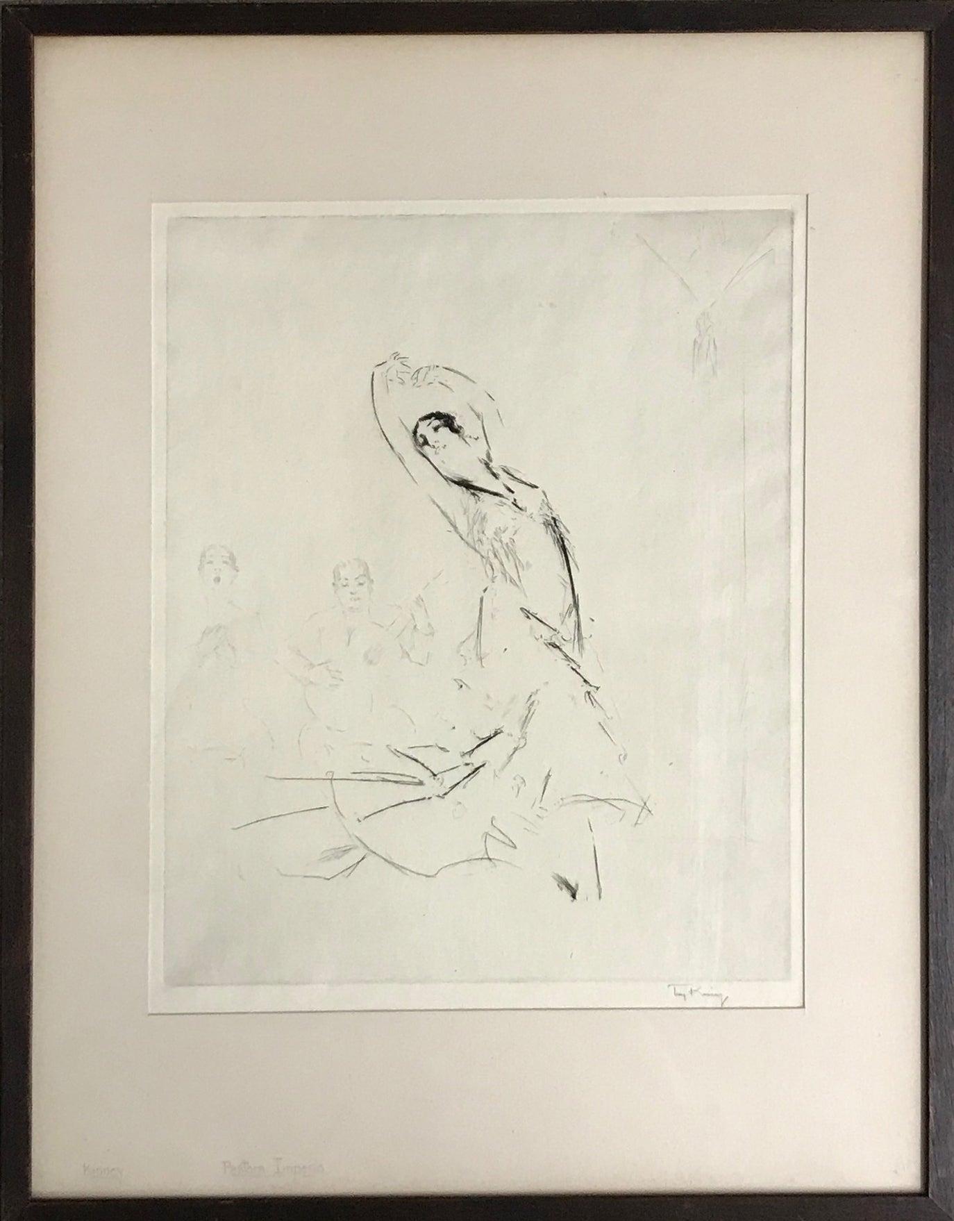 Untitled: Female Dancer