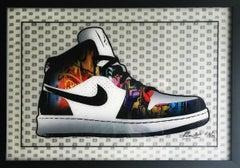 Graffiti Sneaker
