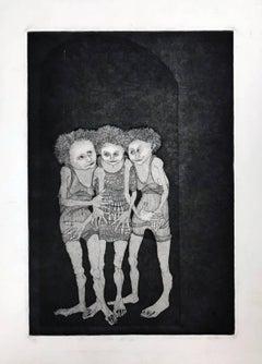 The Gossips ( Edition 27/100 )