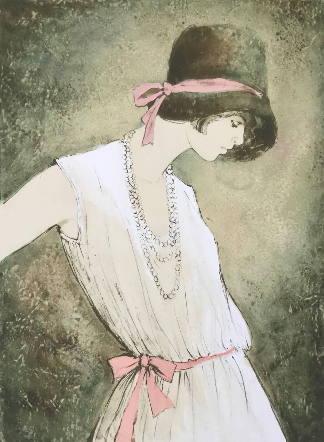 Girl with Pearls (Edition 29/175)