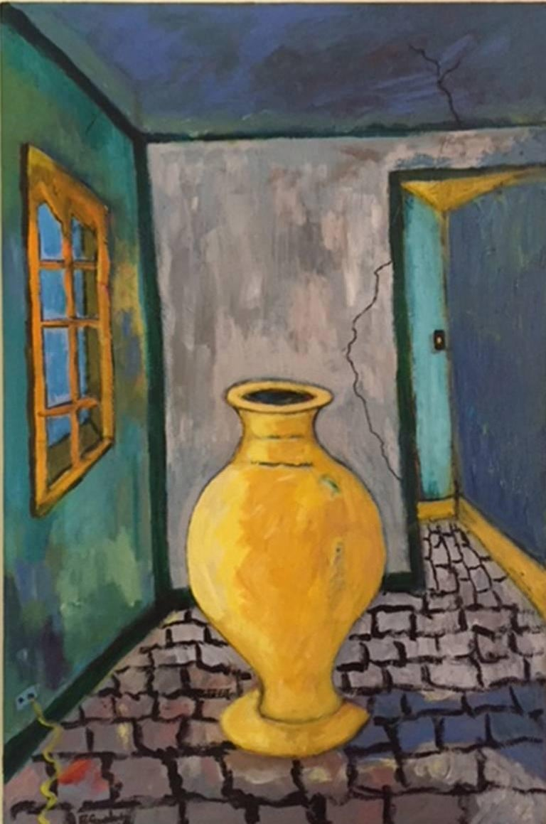 The Yellow Urn