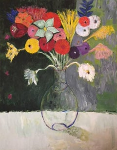 The Glass Vase