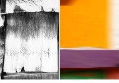 Untitled Diptych 2014 #1