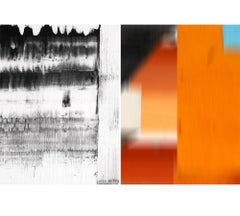 Untitled Diptych 2014 #6