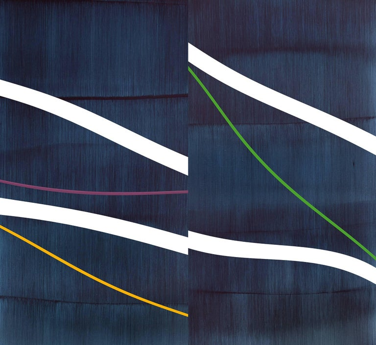 Ricardo Mazal Abstract Print - Noche Transfigurada P-1