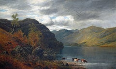Derwentwater the Lake District National Park Cumbria