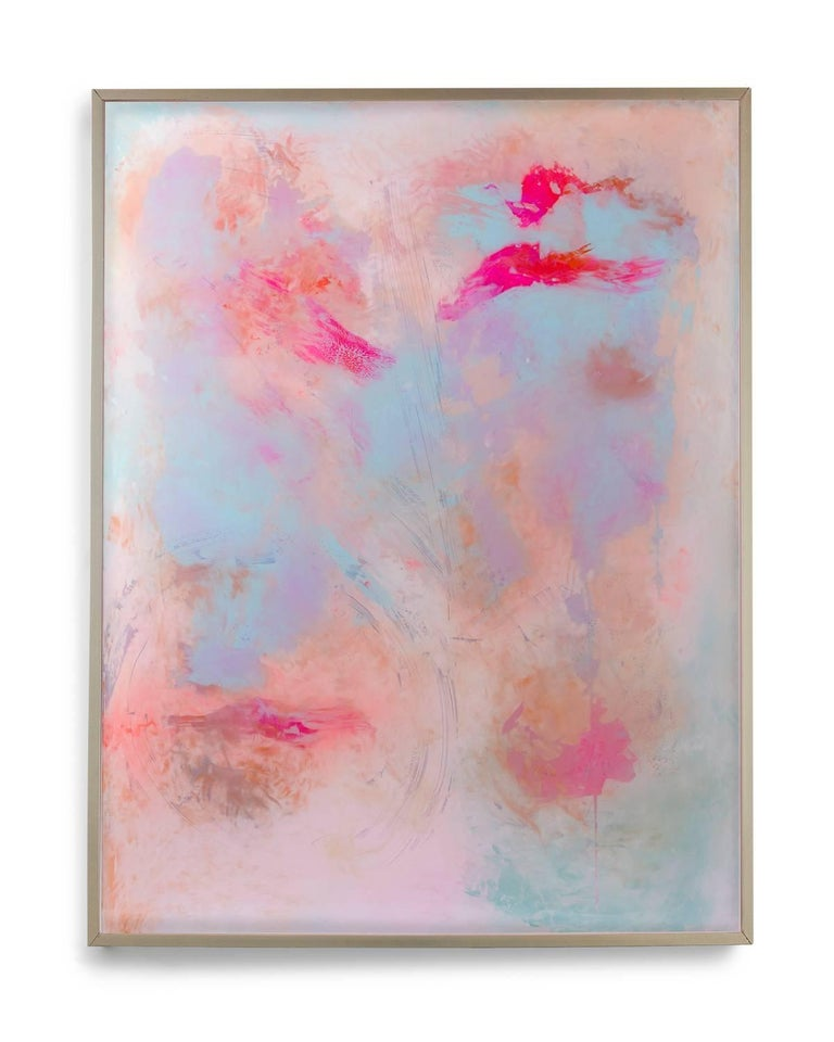 Mary Mooney Abstract Painting - Luxury of Obliviousness