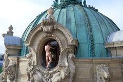 Sur Les Statusbringen de l'Opéra, Paris