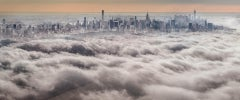 Above the Clouds, 21st Century, Contemporary, Cityscapes