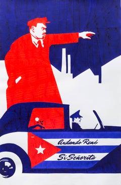 Sanchez's Cuba 2017