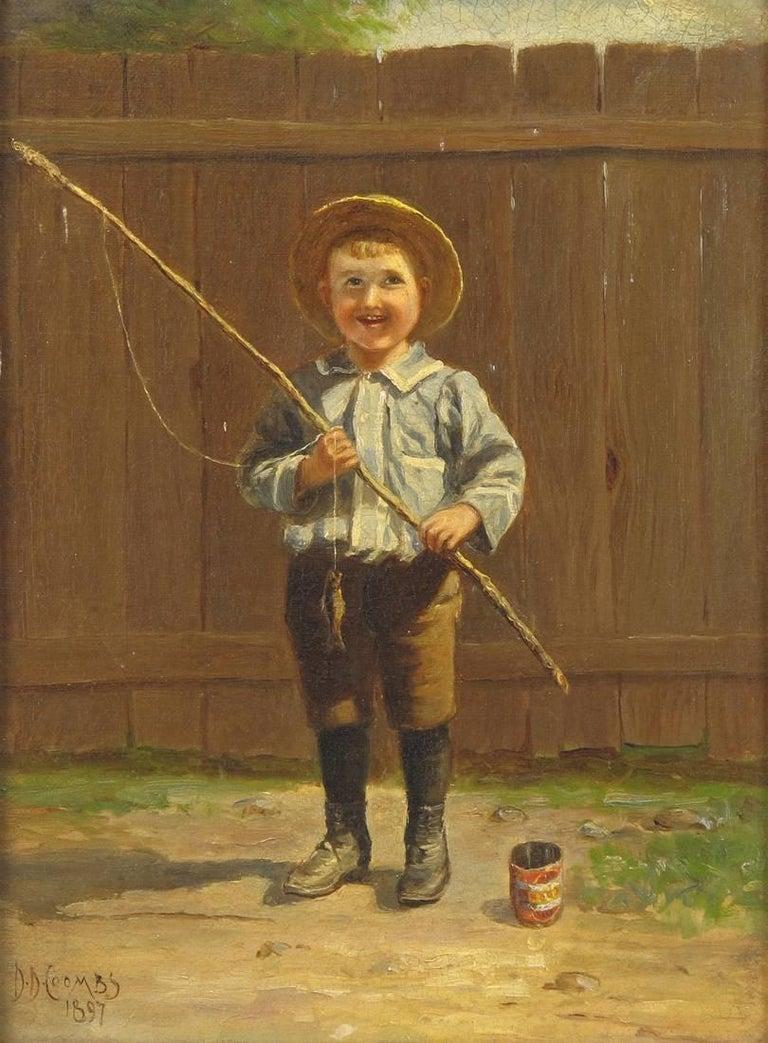 """""""Little Fisherman"""""""