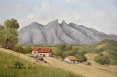 """""""Saddle Mountain""""  Mexico"""