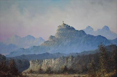 """Sacred Mountains""  Western Mountains, West Texas/New Mexico Perfect for Ranch"