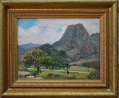 """El Capitan Mountain""  Guadalupe Mountains Texas"