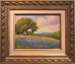 """Bluebonnet"" Texas Hill Country"