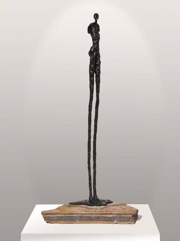 Mary Pat Wallen Sojourn Bronze Sculpture At 1stdibs