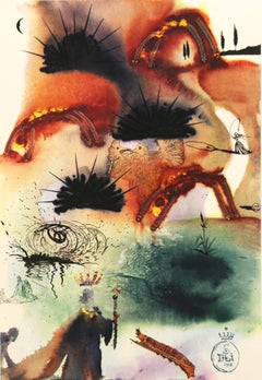 The Lobster's Quadrille Salvador Dali's Alice in Wonderland 1969
