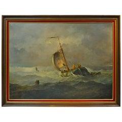 Les Marins Avant La Tempete