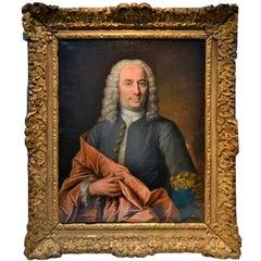 Portrait of Antoine Brulley de Saint-Seine