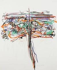 Joan Mitchell - Tree I