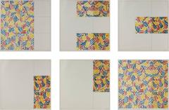 6 Lithographs (after Untitled 1975)
