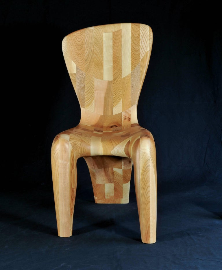 The Chairs in Love. Chairs Sculpture shown in 15Venice Architecture Biennale For Sale 3