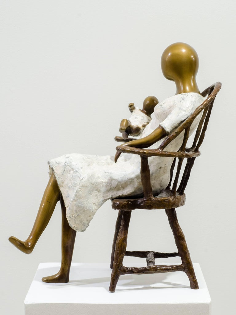 Mother in Chair 4