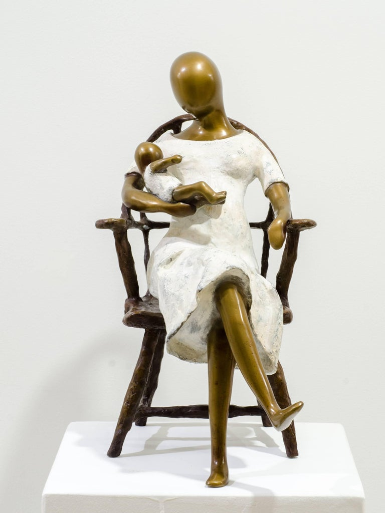 Mother in Chair 2