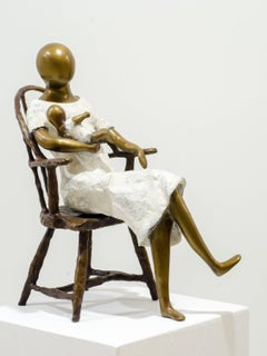 Mother in Chair