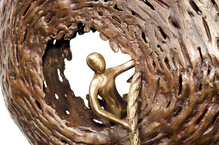 From the Soul.  - Sculpture by Beatriz Gerenstein