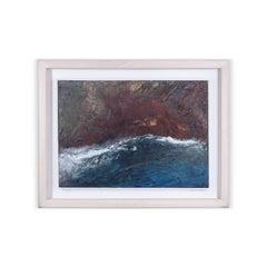 Stormy Seas by Stephen Charlton. 21st Century