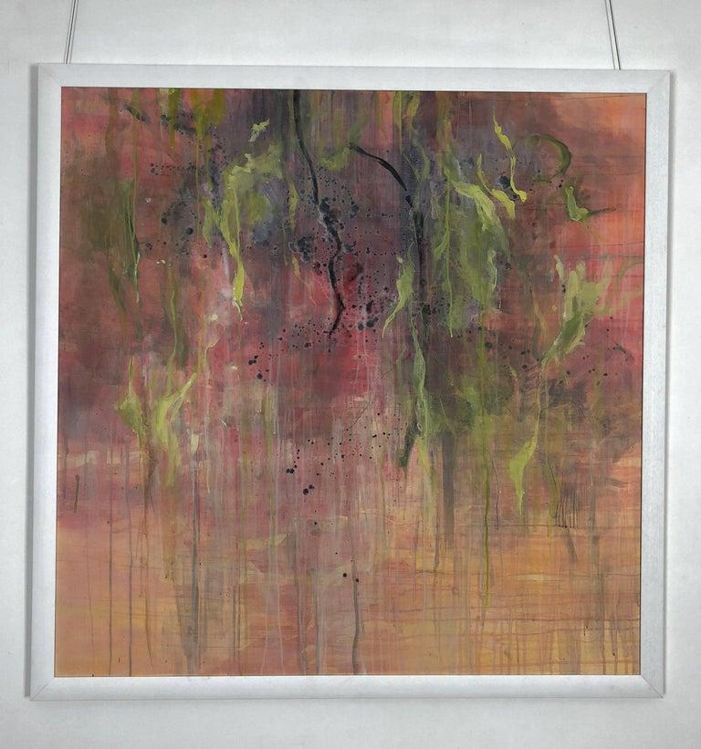 Emerging - Painting by Jana Emburey
