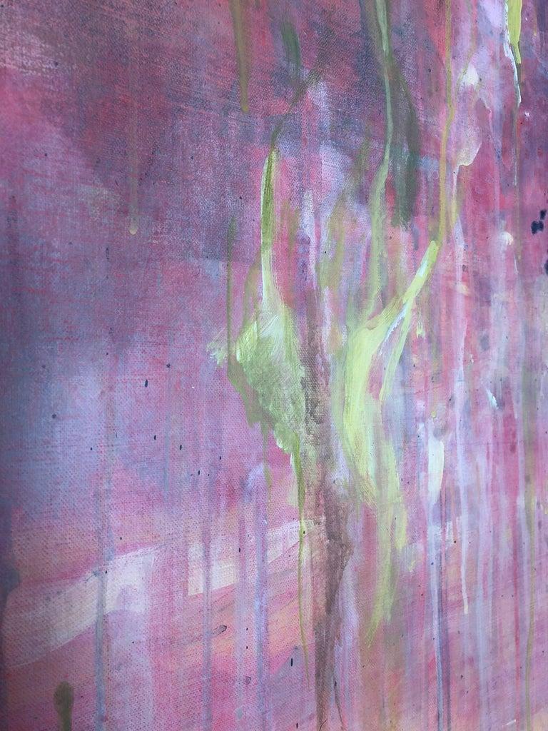 Emerging - Abstract Painting by Jana Emburey