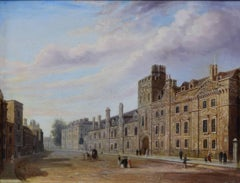 Balliol College, Oxford - Joseph Murray Ince (attributed)