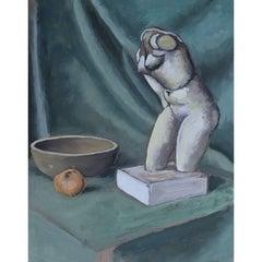 Still Life: Hilary Hennes (British) c. 1940 English Modern British Art
