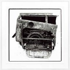 Joe Dilworth, Negative Space - Typewriter