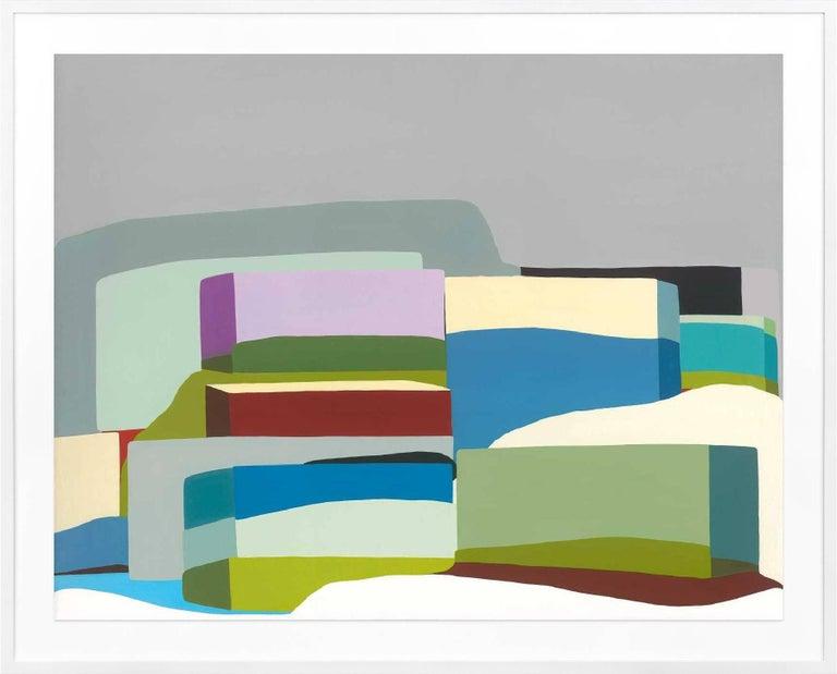 Louise Belcourt - Louise Belcourt, Warm Blankets 1