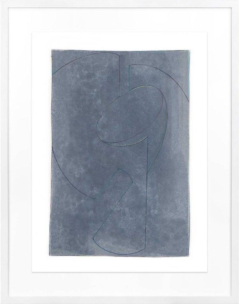 Guy Dill, Chianti Pop Blue - Minimalist