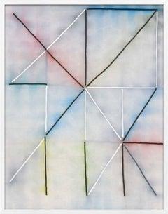 Clinton King, Regional Vernacular - Abstract Print