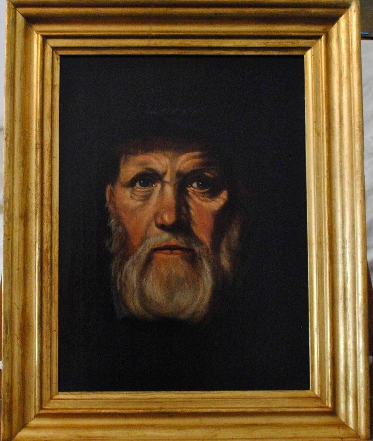 Portrait of Dirck Volckertsz Coornhert, circa 1603 2