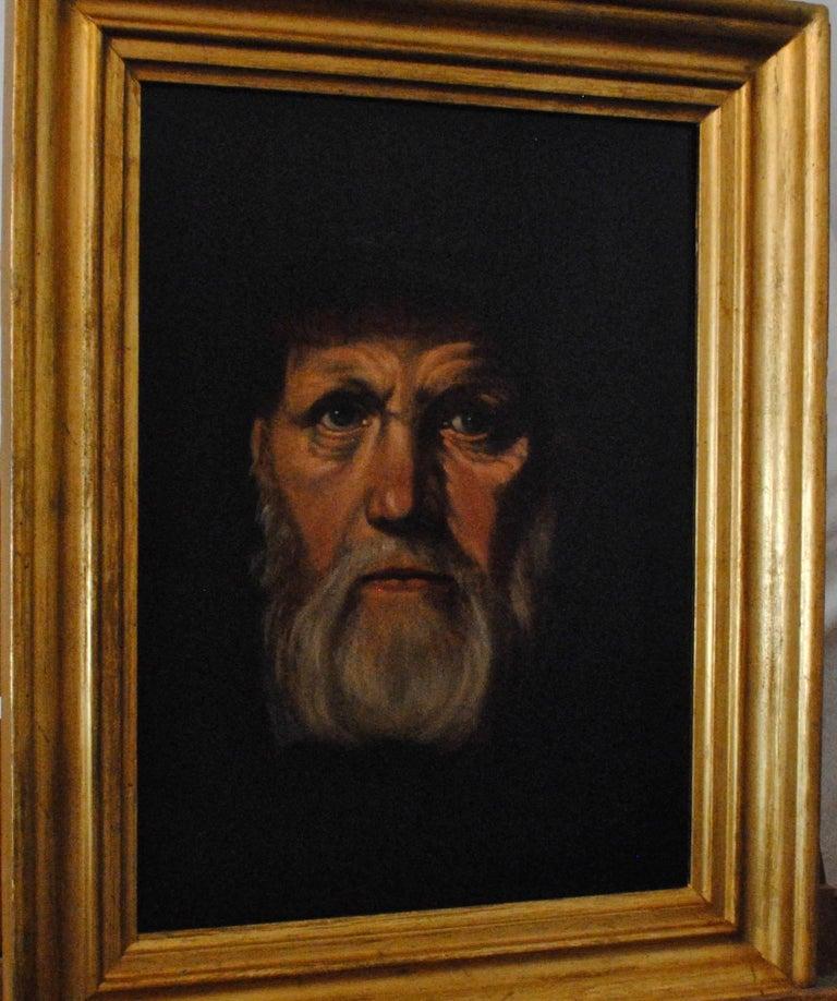 Portrait of Dirck Volckertsz Coornhert, circa 1603 For Sale 1