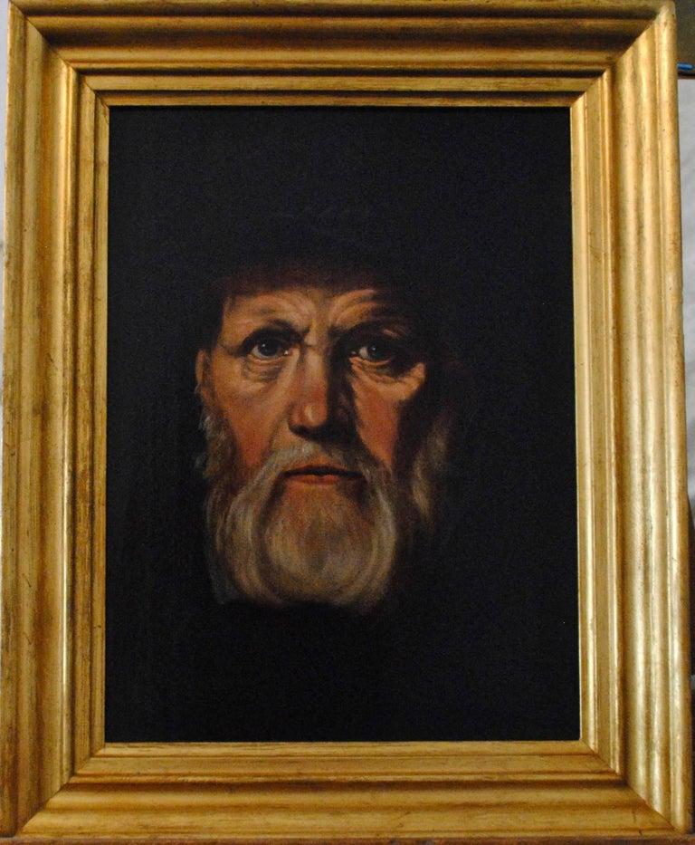 Portrait of Dirck Volckertsz Coornhert, circa 1603 7