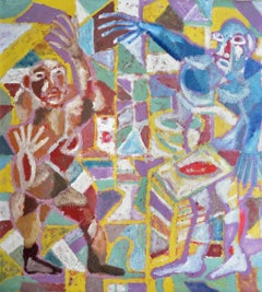 What Do You Want From Me? Abstract Expressionist Painting Mexico