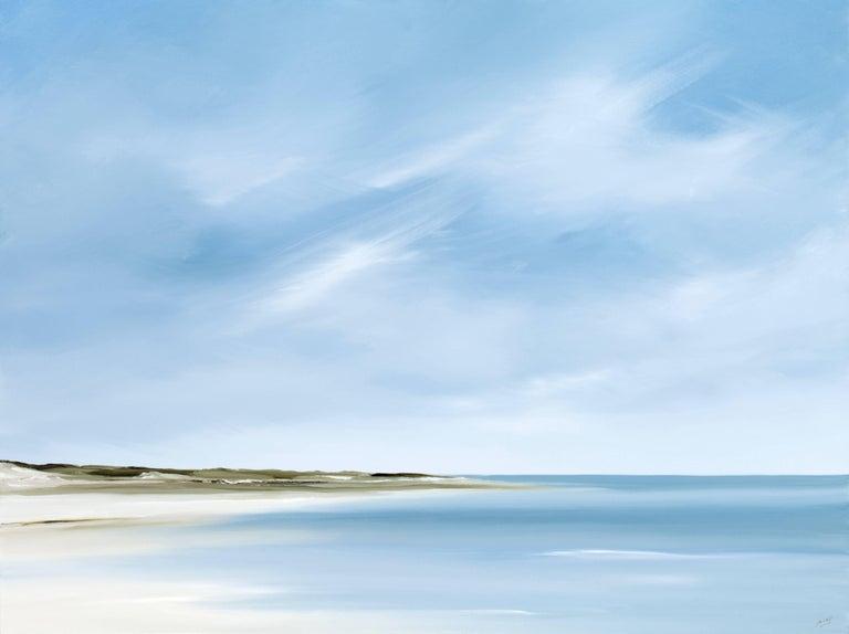 Generation, Oil Seascape Painting 1