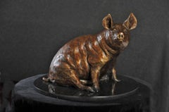 Nancy's Pig, Limited Edition Bronze