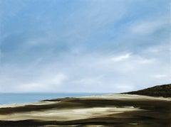 Venture; Oil Landscape Painting