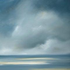 Skaket Blue- Oil Seascape Painting